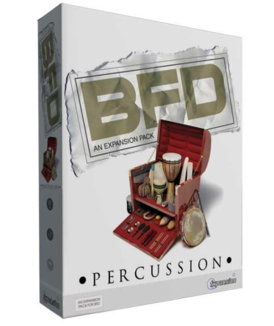 BFD2 FXpansion Percussion v1 0 1 WIN OSX